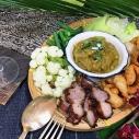 蘭納青辣椒醬 / Northern Thai Green Chili Dip / น้ําพริกหนุ่ม