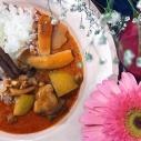 瑪沙曼咖哩雞 / Chicken Massaman Curry / มัสมั่นไก่