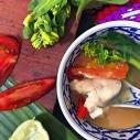 蘭納酸魚湯 / Northern Thai Sour Fish Soup / ต้มส้มปลา่