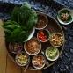 什錦辛香青葉卷 / Thai Leaf Wrapped Bite-Size with Herbs(Appetizer)/ เมี่ยงคำ