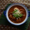 夯勒燉五花 / Pork Hunglei Curry in Northern Style / แกงฮังเล