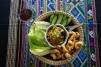 烤茄子辣醬 / Northern Thai Roasted Eggplant Spicy Paste / ตำมะเขือ