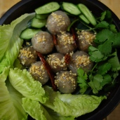 西谷米豬肉丸子 / Thai Sago Ball / สาคูไส้หมู