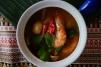 酸辣海鮮湯 / Tom Yum Sea Food / ต้มยำทะเล