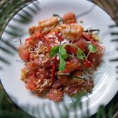 柚子沙拉 / Pomelo Salad / ยำส้มโอ