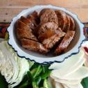 泰北香料香腸 (季節更換菜色) / ไส้อั่ว / Northern Thai Spicy Sausages