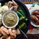 蘭納青辣椒醬 / Northern Thai Green Chili Dip / น้ำพริกหนุ่ม