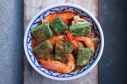 鮮蝦時蔬酸咖哩 / Sour Curry With Shrimp and Mixed Veggies / แกงส้ม